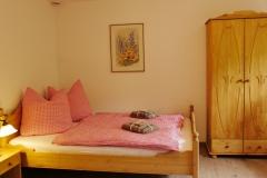 Economy Zimmer mit Queensize Bett: 1,40x2,00