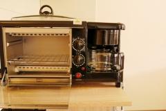 mit Frühstücksautomat
