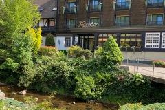 Gasthaus Hirschen im Glottertal