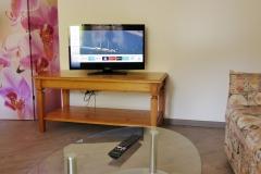 Wohnbereich mit SMART-TV