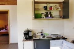 kleine Pantry-Küche
