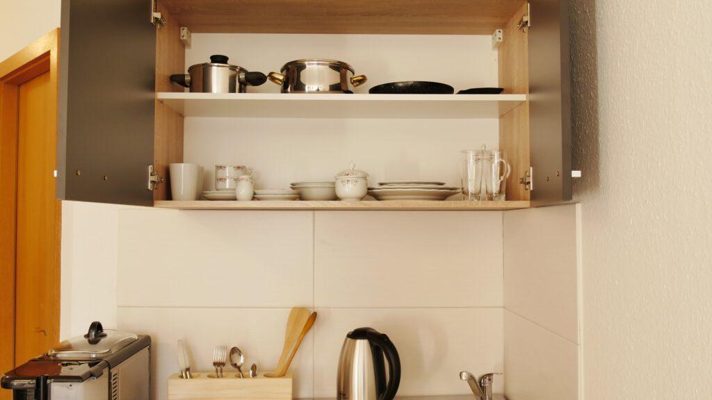 Tobererhof Ausstattung der Küchen
