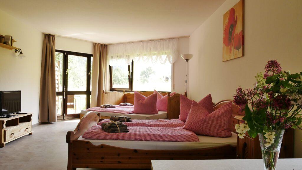 Appartement Komfort Tobererhof